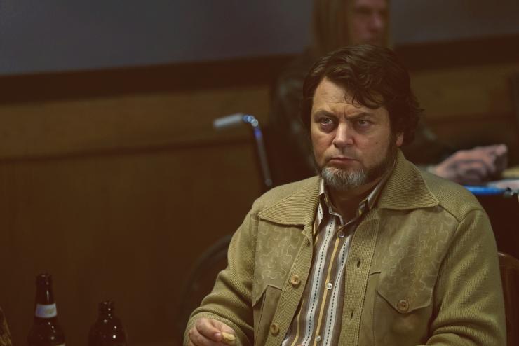 Fargo: l'attore Nick Offerman ha il ruolo di Karl Weathers