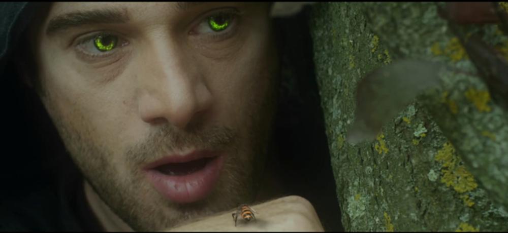 The Answer: Ludovico Fremont in un'immagine del film da lui stesso diretto