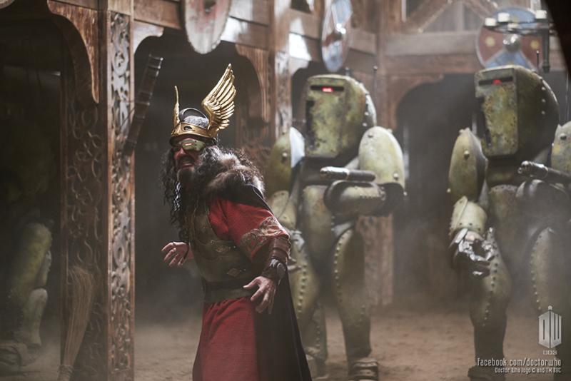 Doctor Who: un'immagine dell'episodio intitolato The Girl Who Died