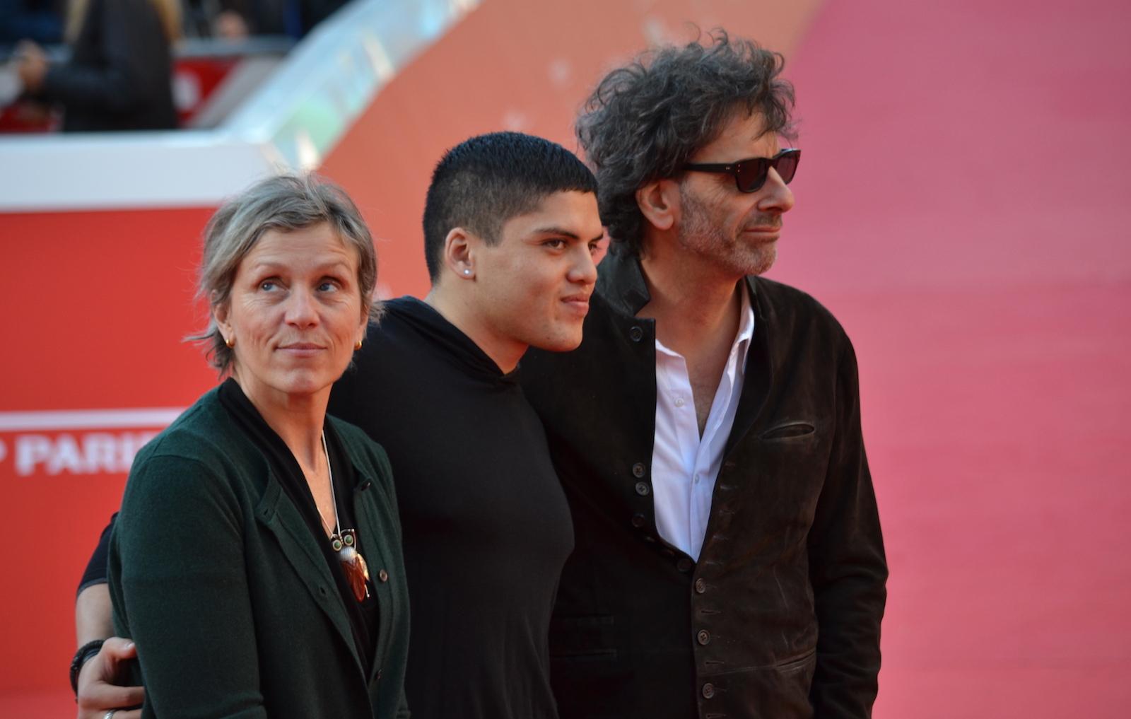 Roma 2015: Frances McDormand e Joel Coen posano sul red carpet