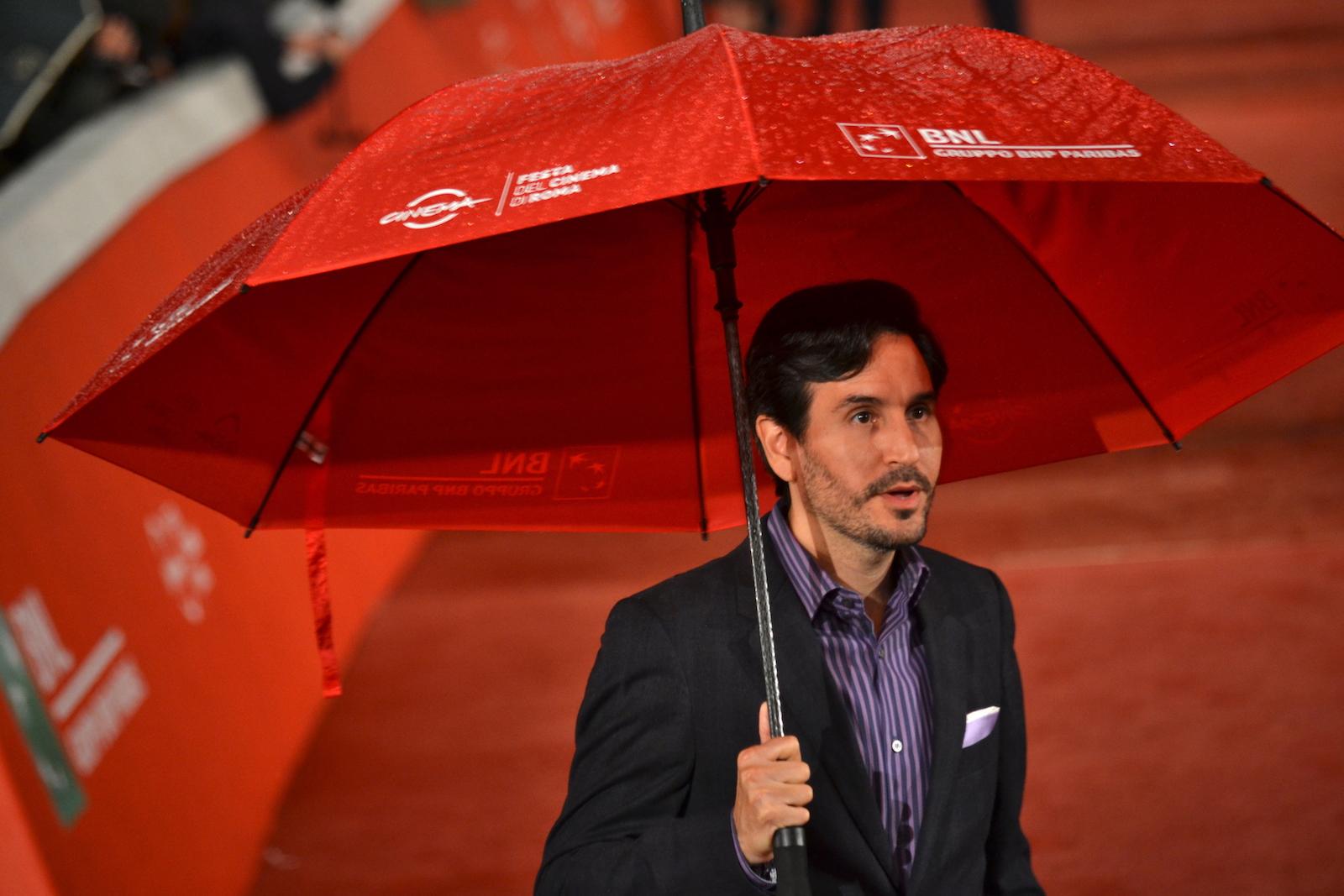 Roma 2015: Peter Sollett sotto la pioggia sul red carpet di Freeheld