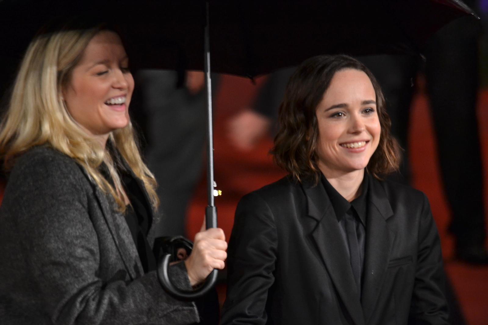 Roma 2015: Ellen Page con la sua agente sul red carpet di Freeheld