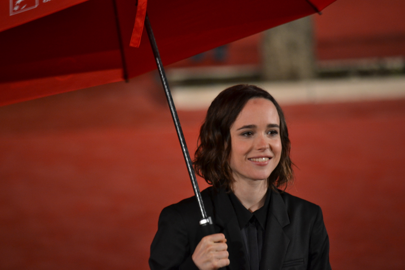 Roma 2015: Ellen Page sorride sul red carpet di Freeheld