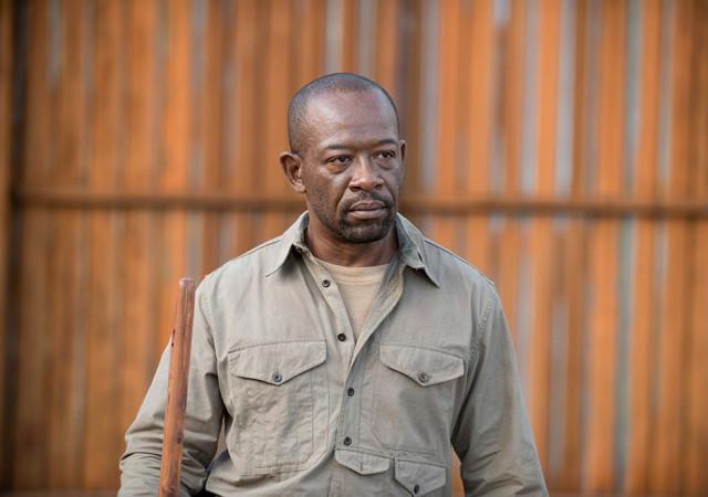 The Walking Dead: Lannie James nell'episodio JSS