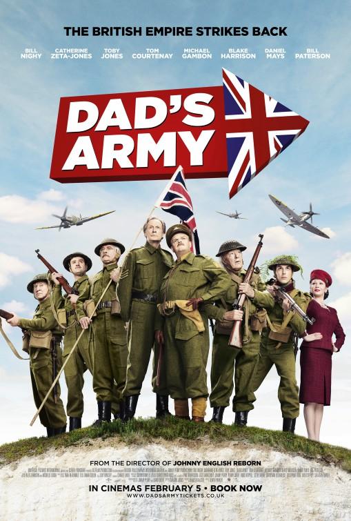 Locandina di Dad's Army