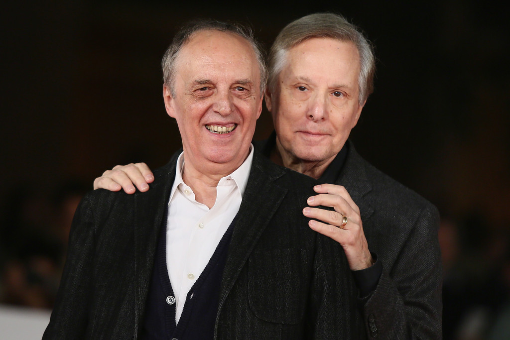 Dario Argento e William Friedkin a Roma 2015