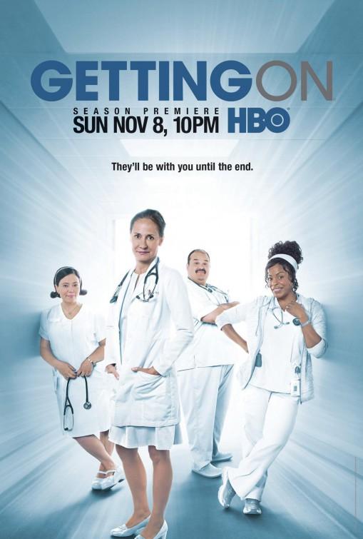 Getting On: una locandina per la terza stagione