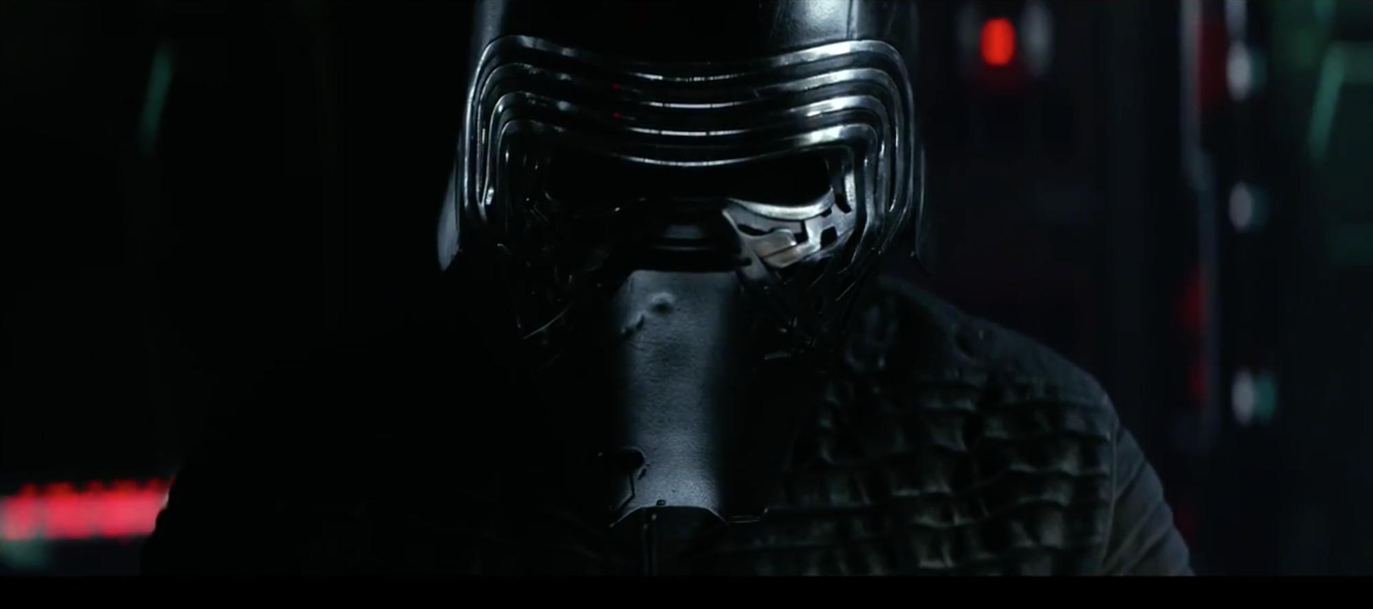 Star Wars: Episodio VII - Il risveglio della Forza: un momento del trailer finale del film