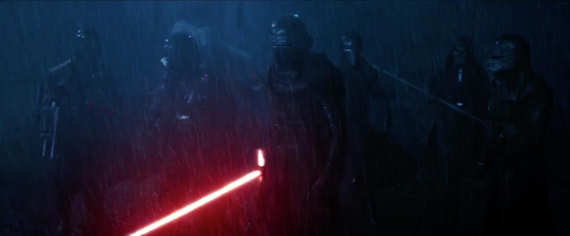 Star Wars: Episodio VII - Il risveglio della Forza: un'immagine suggestiva del trailer finale del film
