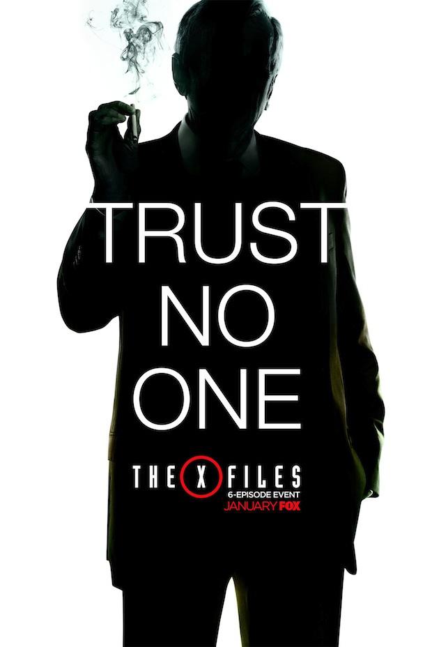 X-Files: un nuovo poster per la decima stagione