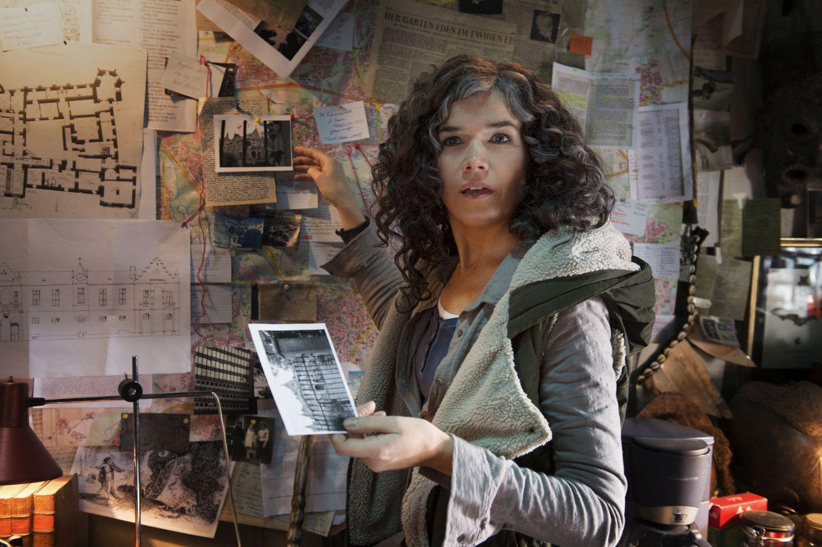 Ghosthunters - Gli acchiappafantasmi: un'immagine del film che ritrae Anke Engelke