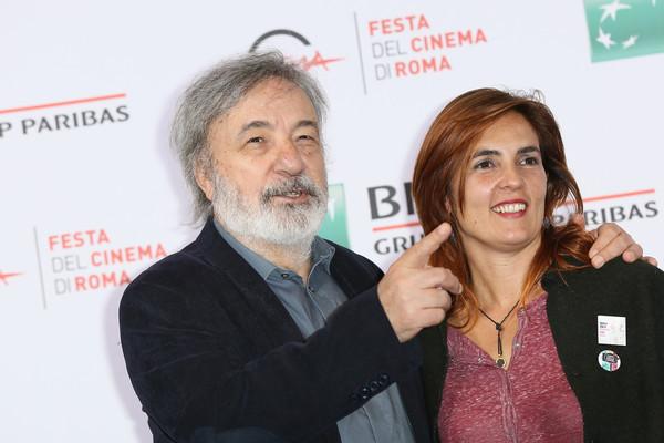 Registro di classe: Gianni Amelio con la montatrice Cecilia Pagliarani