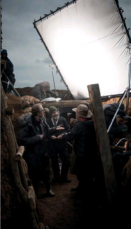 The Lost City of Z: James Gray prepara la trincea per le riprese