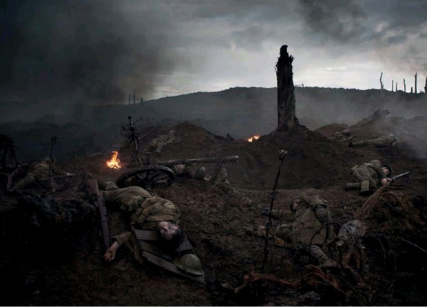The Lost City of Z: cadaveri in trincea