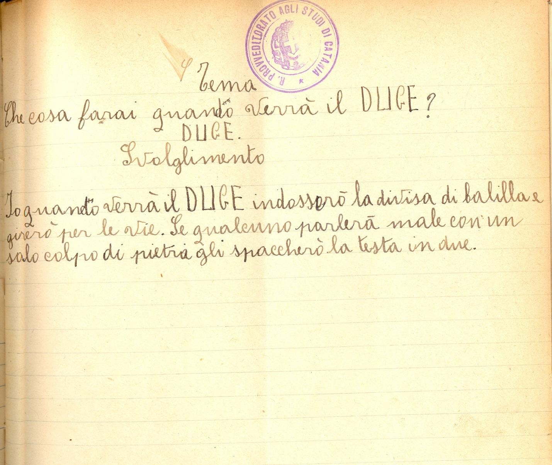 Registro di classe - Parte prima 1900-1960: un'immagine del film