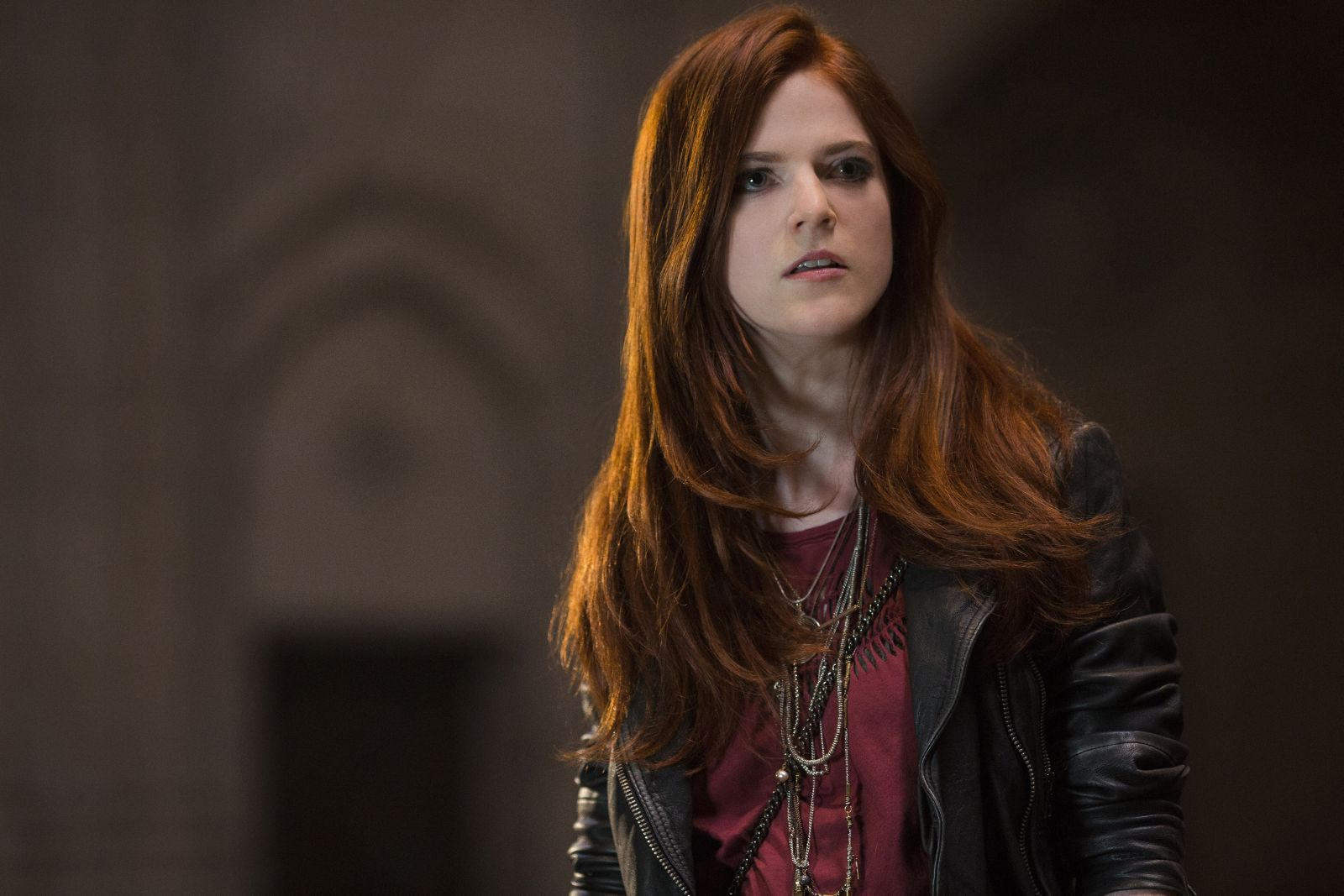 The Last Witch Hunter - L'ultimo cacciatore di streghe: Rose Leslie in un momento del film