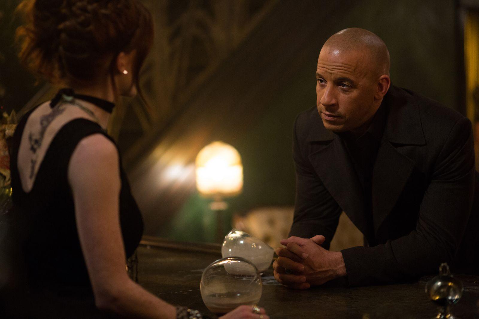 The Last Witch Hunter - L'ultimo cacciatore di streghe: Vin Diesel in un momento del film