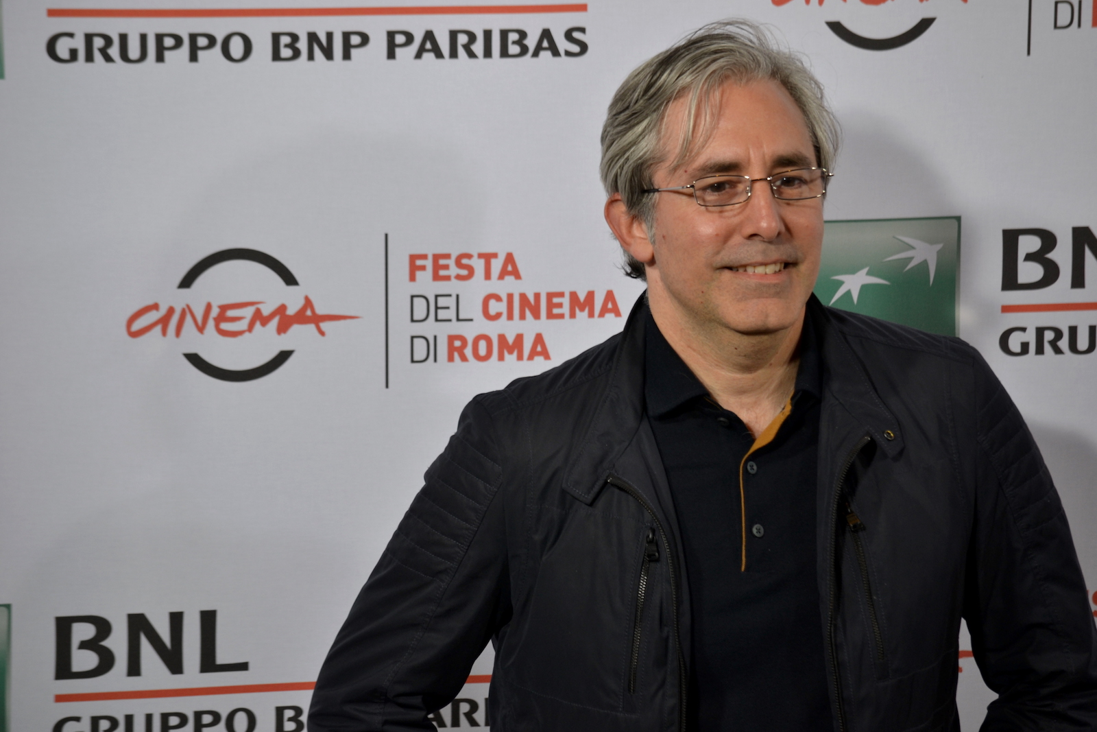 Roma 2015: Paul Weitz in uno scatto al photocall di Grandma