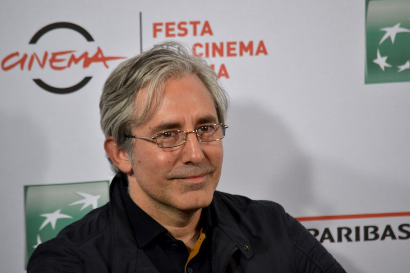 Roma 2015: Paul Weitz in un primo piano al photocall di Grandma