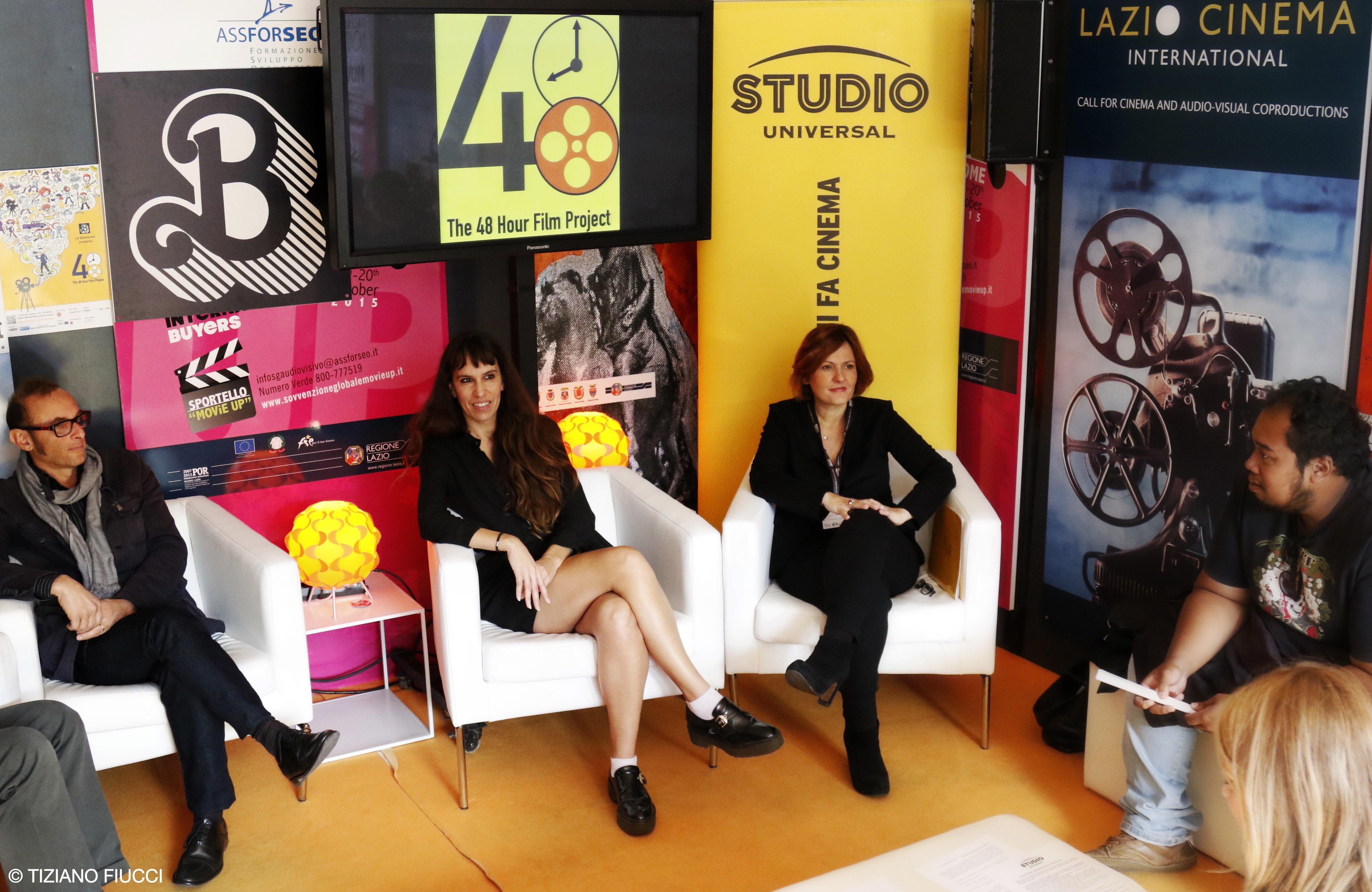 48 Hour Film Project: la presentazione della competizione