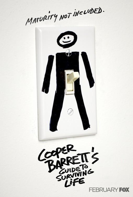 Cooper Barrett's Guide to Surviving Life: la locandina della serie