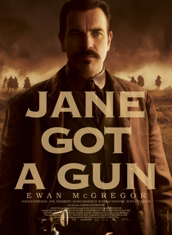 Jane Got a Gun: il character poster di Ewan McGregor