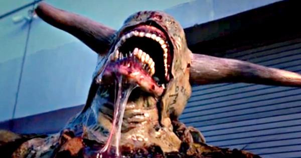 Tales of Halloween: una delle creature presenti nel film