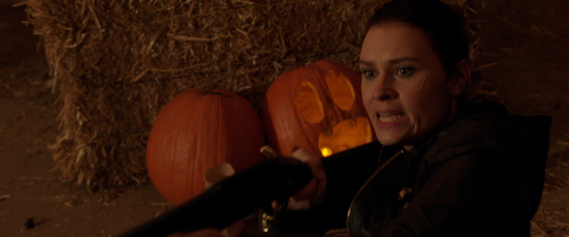 Tales of Halloween: una scena del film