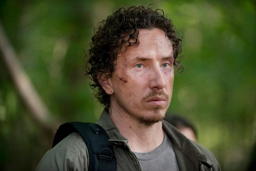 The Walking Dead: Michael Traynor nell'episodio Thank You