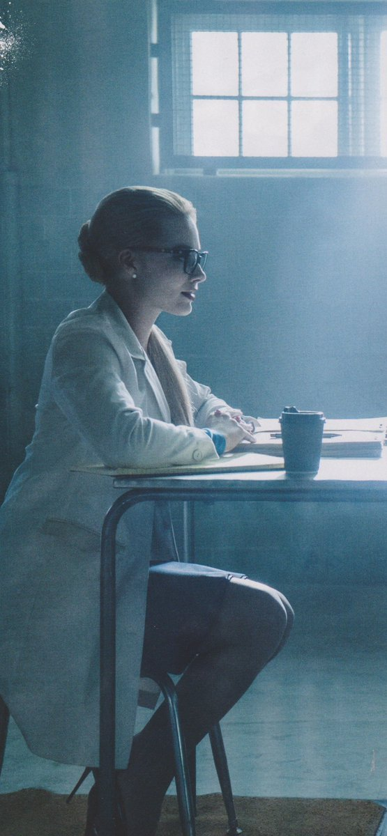 Suicide Squad: l'attrice Margot Robbie in una scena del film