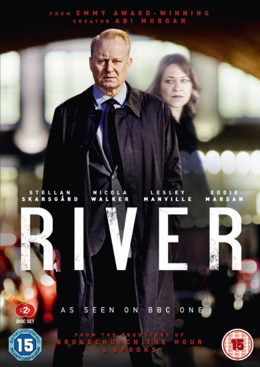 River: la locandina della serie