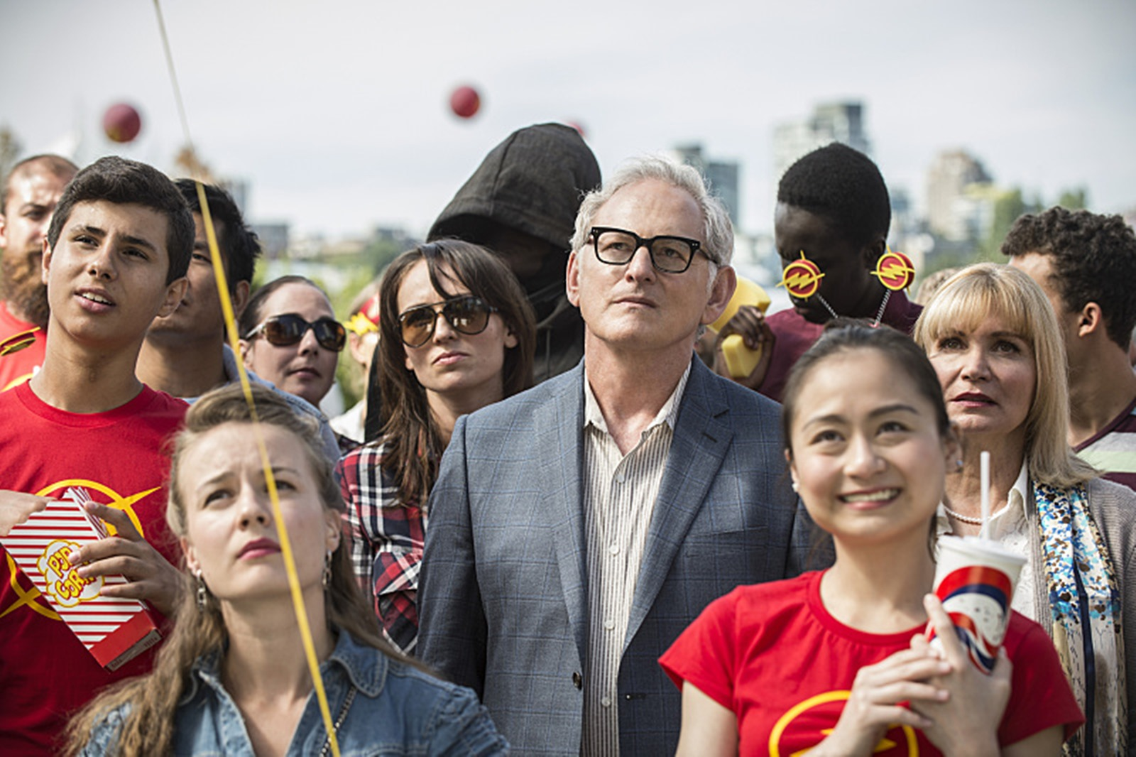 The Flash: l'attore Victor Garber nell'episodio The Man Who Saved Central City