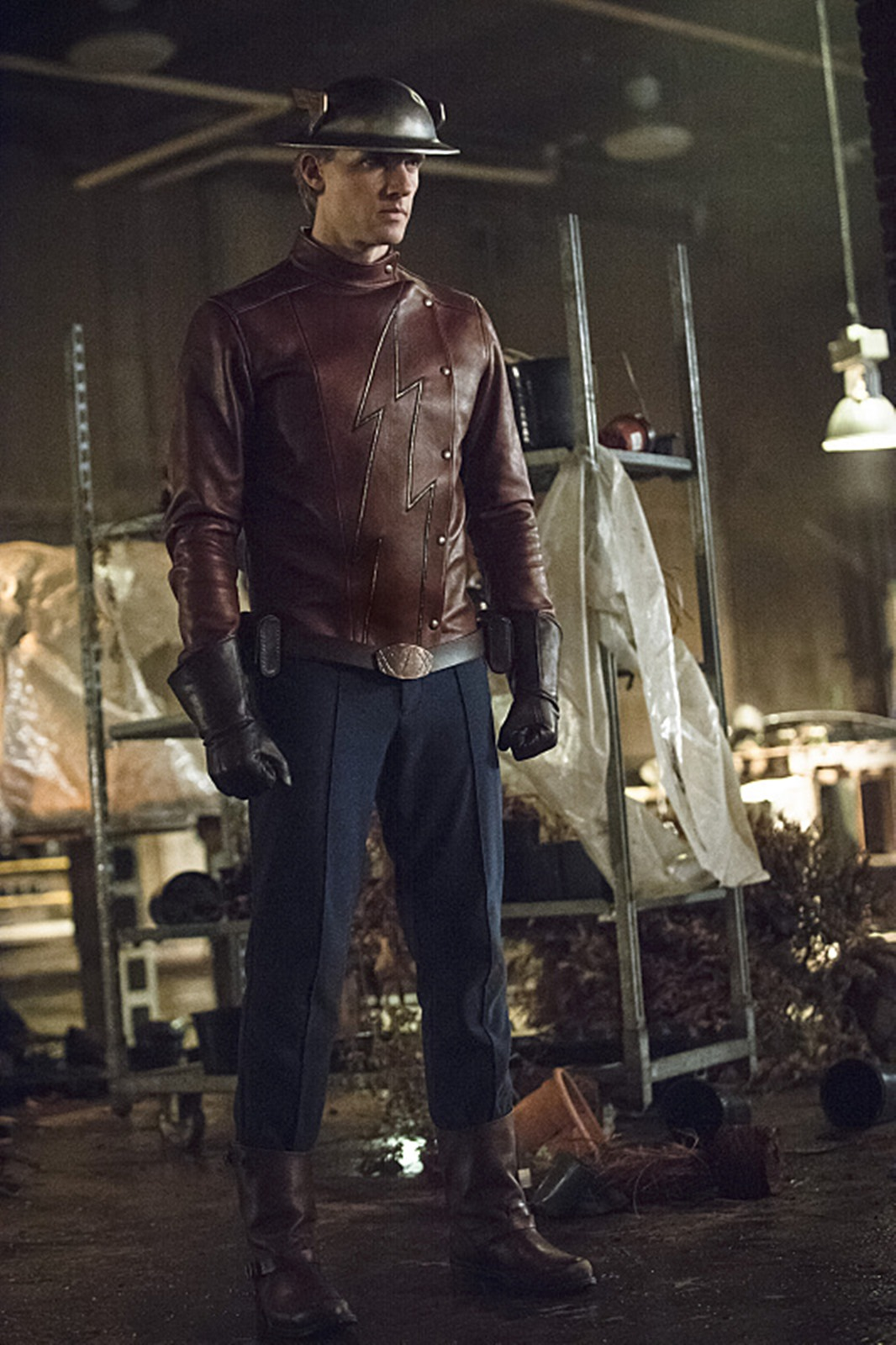 The Flash: l'attore Teddy Sears interpreta Jay Garrick in Flash of Two Worlds