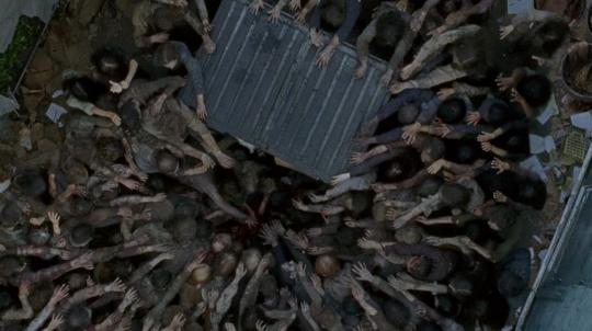 The Walking Dead: una drammatica scena di Thank You