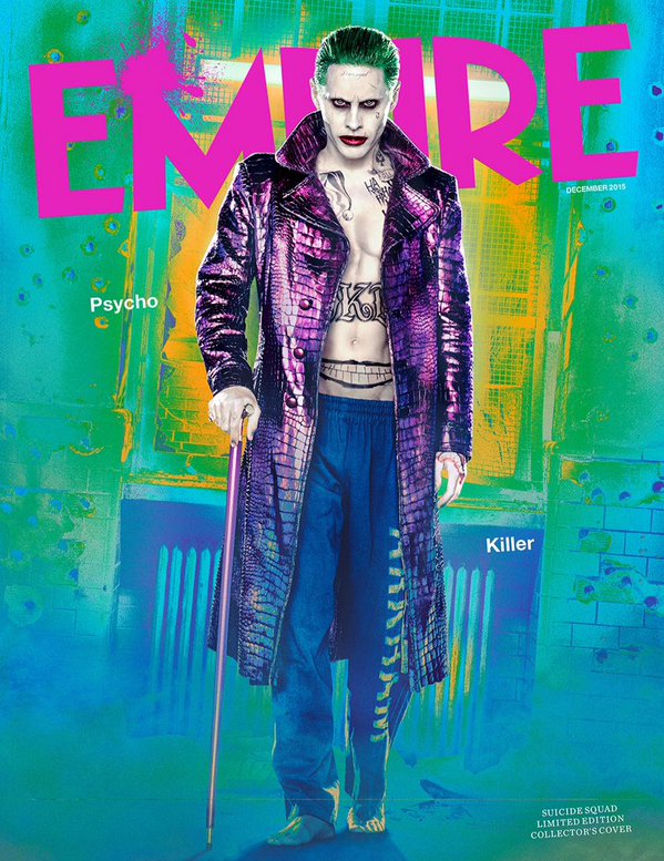 Suicide Squad: la copertina di Empire