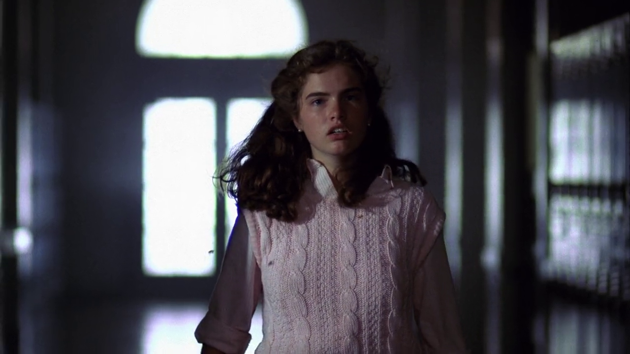 Heather Langenkamp in Nightmare (1984)