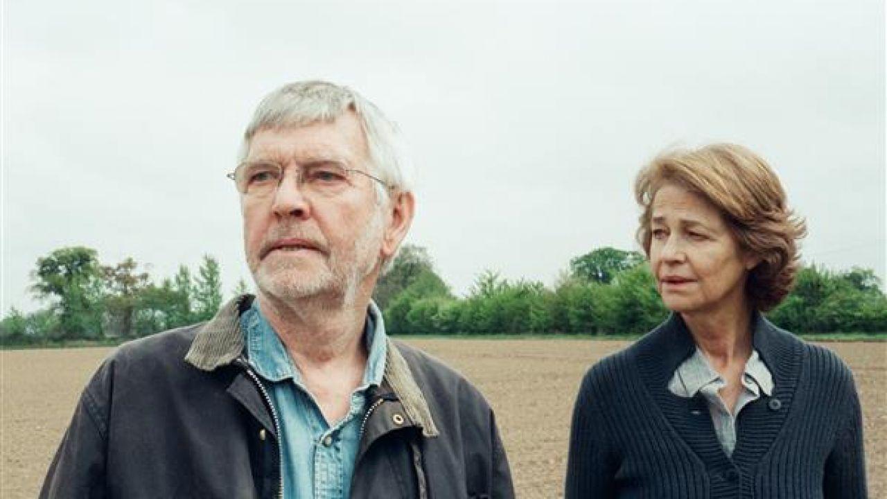 45 anni: Charlotte Rampling e Tom Courtenay in un'immagine tratta dal film di Andrew Haigh