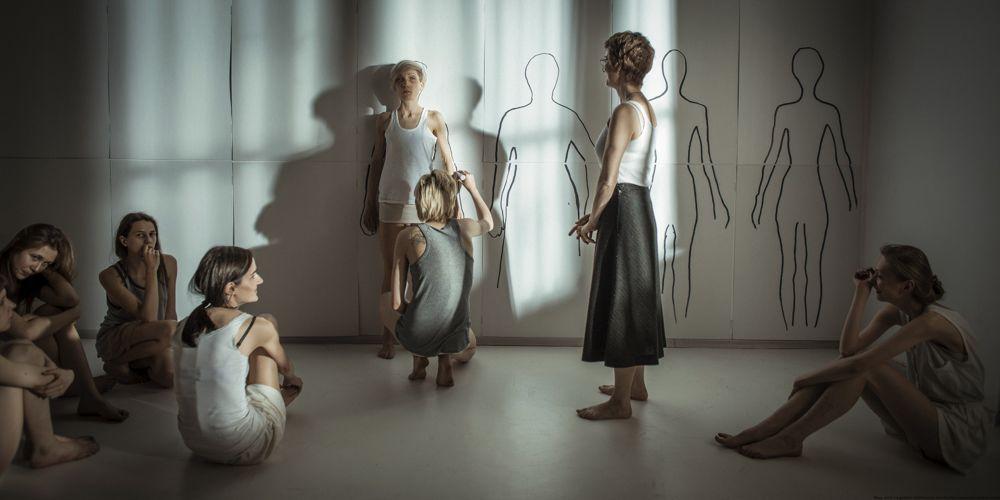 Corpi: una scena tratta dal film diretto da Malgorzata Szumowska