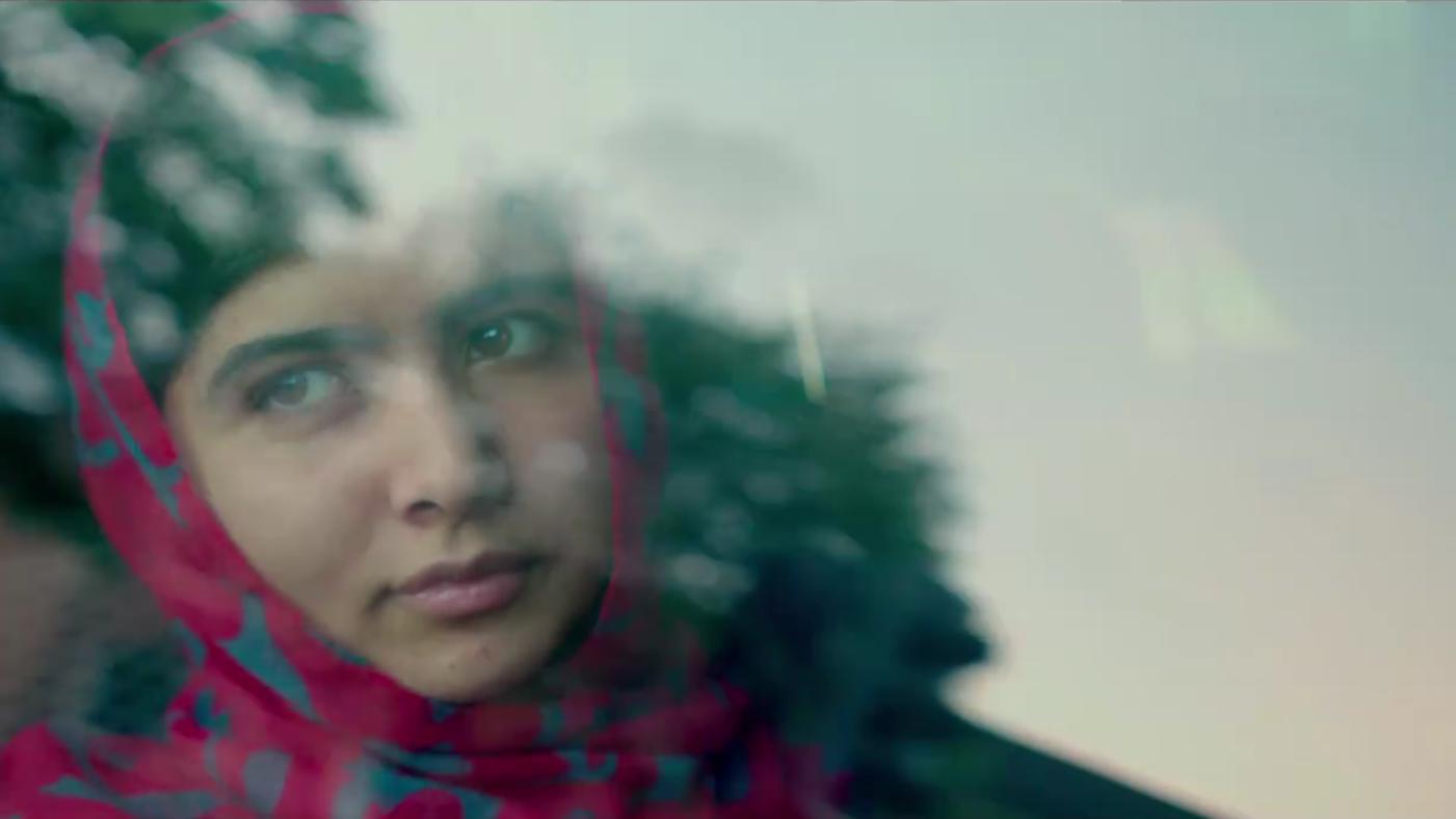 Malala: un'immagine che ritrae Malala Yousafzai