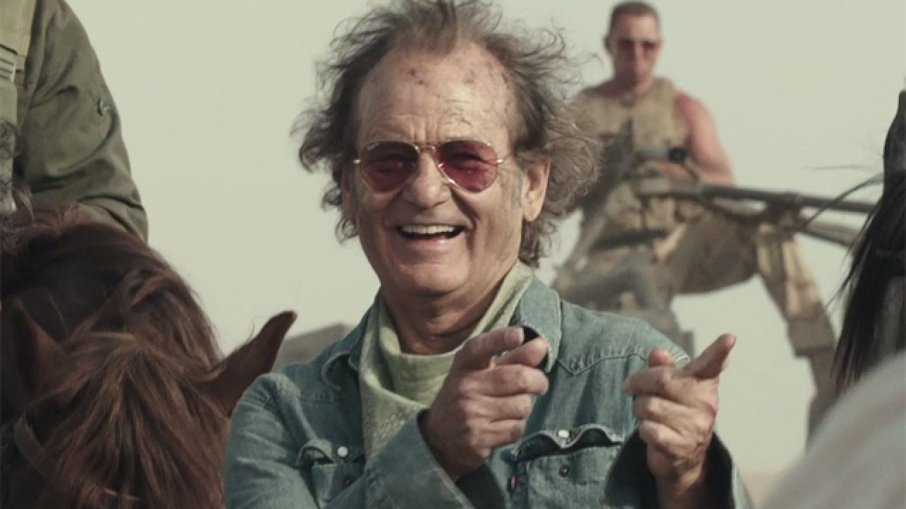 Rock the Kasbah: un primo piano di Bill Murray tratto dal film
