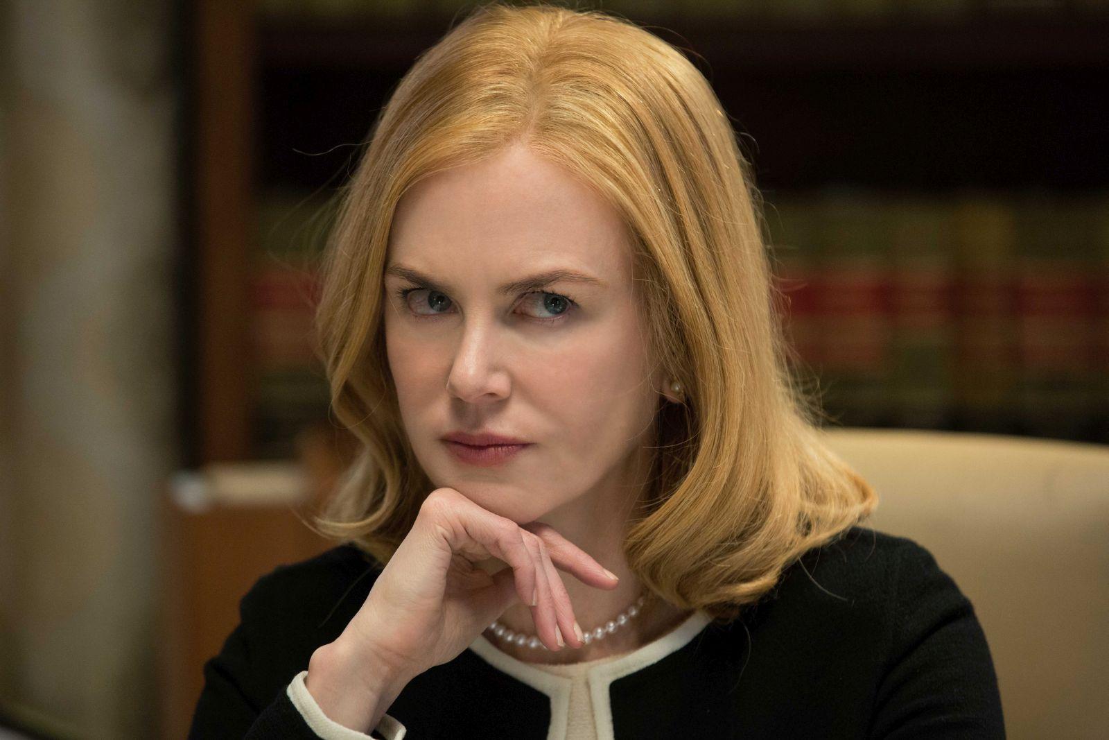 Il segreto dei suoi occhi: un intenso primo piano di Nicole Kidman tratto dal film