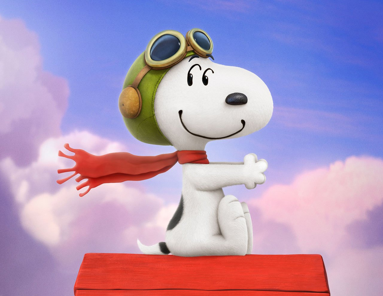 Snoopy & Friends - Il film dei Peanuts: Snoopy in un'immagine del film d'animazione