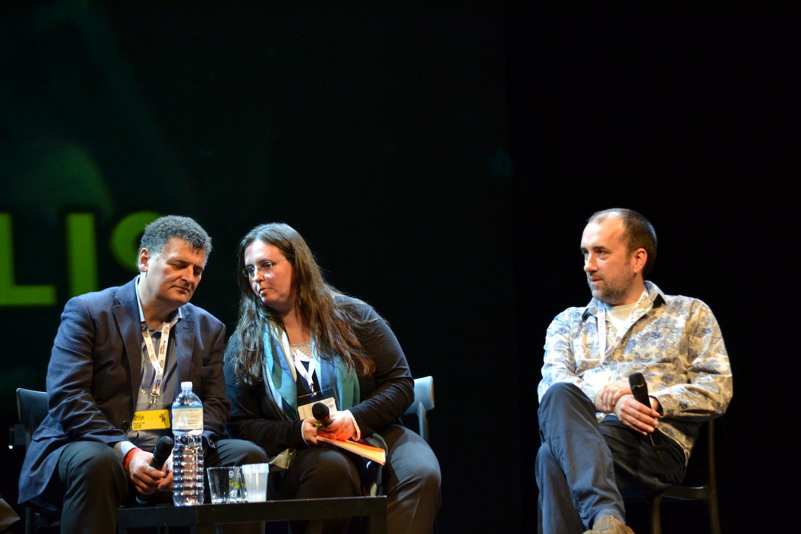 Lucca 2015: Steven Moffat, Jamie Mathieson alla conferenza dedicata a Doctor Who