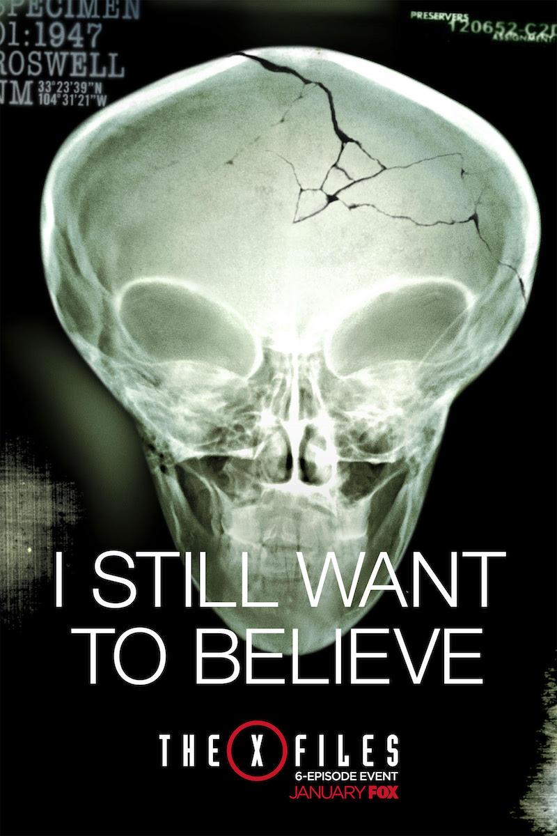 X-Files: un nuovo poster per la decima stagione della serie