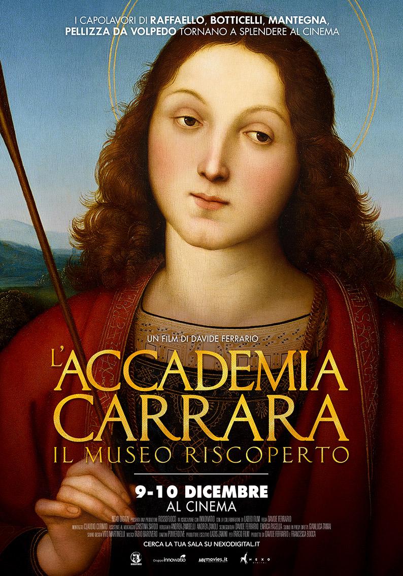 Locandina di  L'Accademia Carrara - Il museo riscoperto
