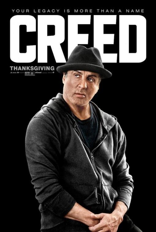 Creed - Nato per combattere: il character poster di Sylvester Stallone