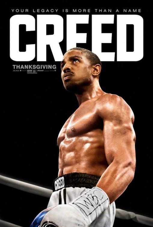 Creed - Nato per combattere: il character poster d Michael B. Jordan