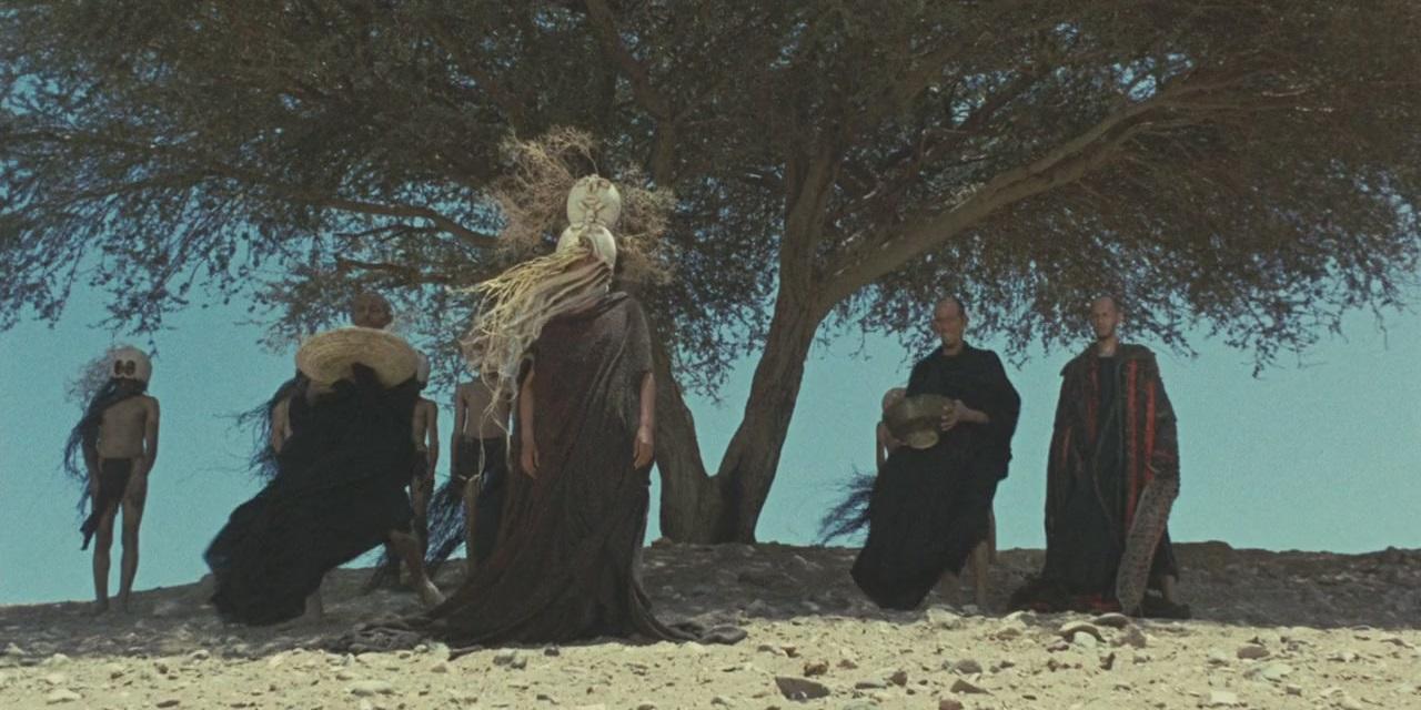 Una scena di Edipo Re
