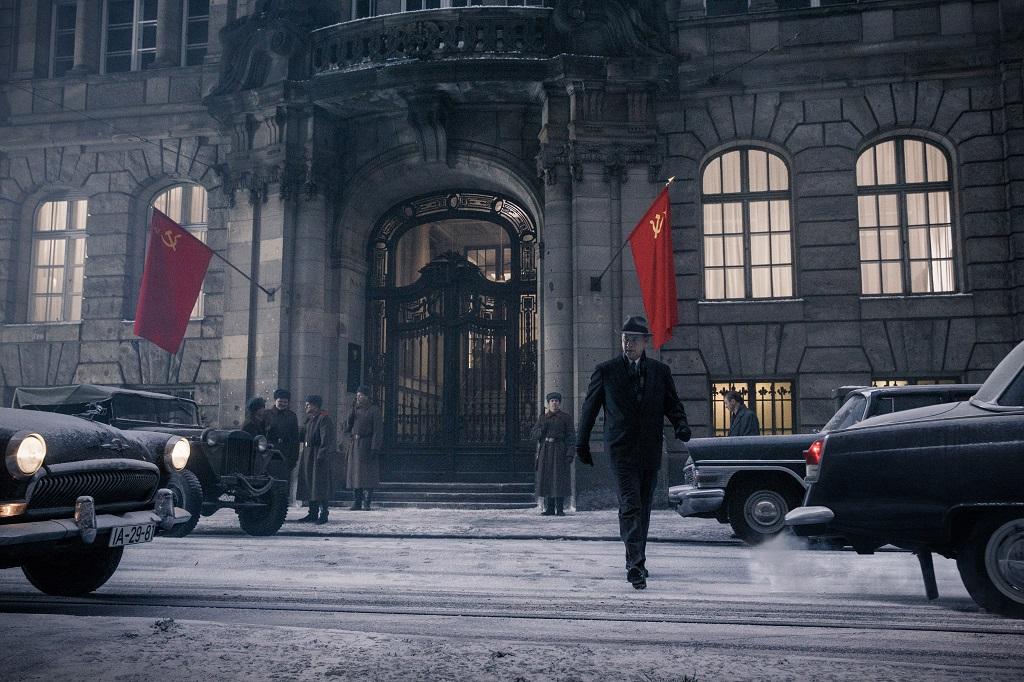 Il ponte delle spie: una delle prime immagini del nuovo atteso film di Steven Spielberg