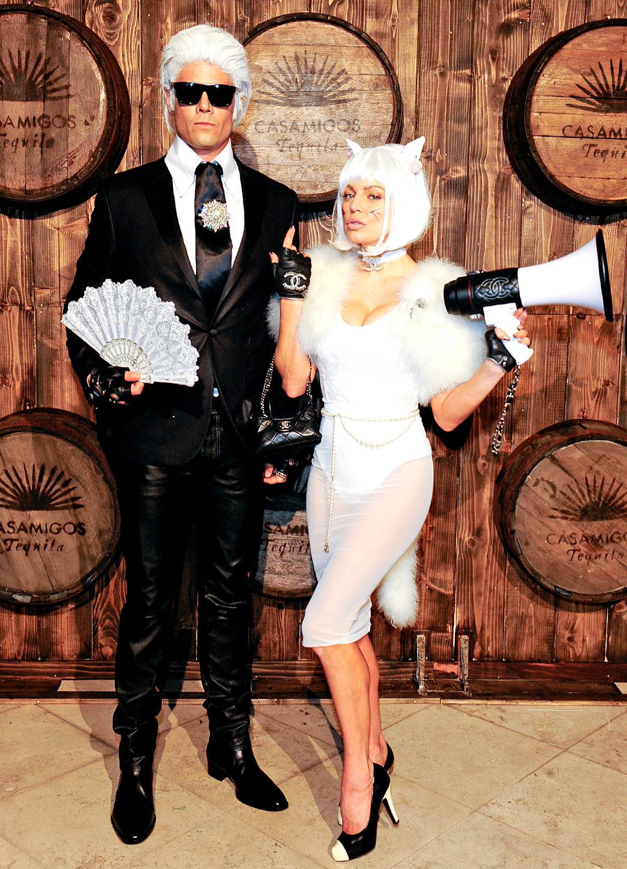 Josh Duhamel e Fergie, Halloween 2015